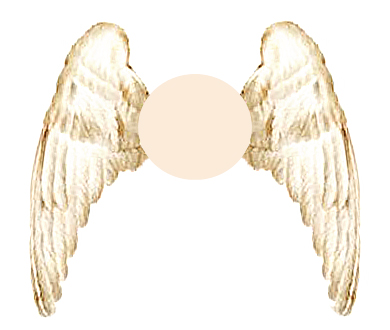 Angel Wing Pattern - Crafts for Kids and Families